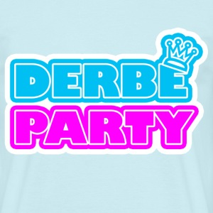 De LiTi- DERBE PARTY - Männer T-Shirt