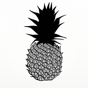 pineapple Mugs & Drinkware - Coasters (set of 4)