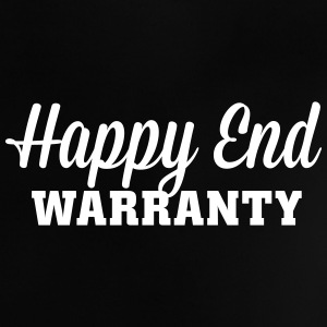 Happy End warranty Skjorter - Baby-T-skjorte