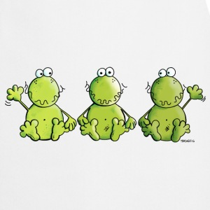 Three Frogs  Aprons - Cooking Apron