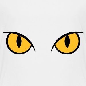 Cat eyes Shirts - Kids' Premium T-Shirt