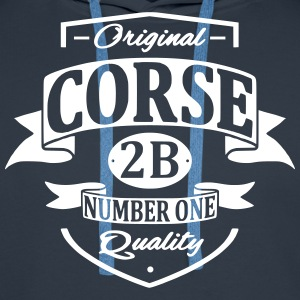 Corse Sweat-shirts - Sweat-shirt à capuche Premium pour hommes