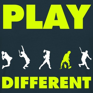 PLAY DIFFERENT 2 - Maglietta da uomo