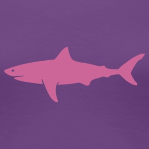 Shark T-Shirts - Women's Premium T-Shirt