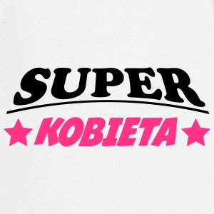Super kobieta 111  Aprons - Cooking Apron