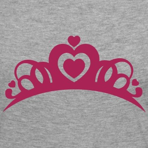 BACHELORETTE BRIDAL CROWN Long Sleeve Shirts - Women's Premium Longsleeve Shirt