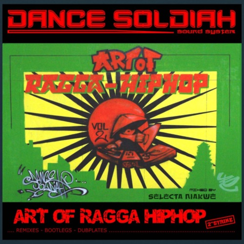 ART OF RAGGA HIP HOP 2