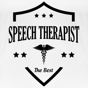 Speech Therapist / Doctor / Medicine Orthophoniste T-Shirts - Women's Premium T-Shirt