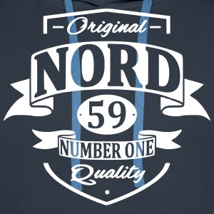 Nord Sweat-shirts - Sweat-shirt à capuche Premium pour hommes
