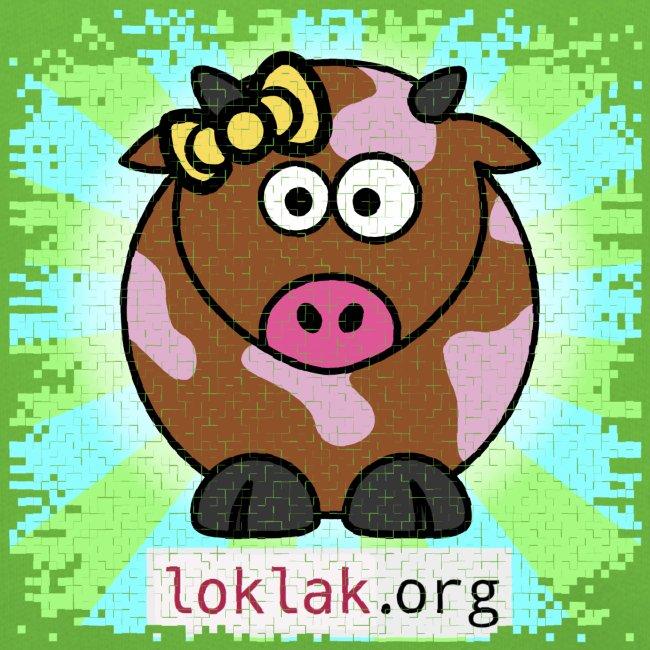 Loklak.org Kids Hoodie