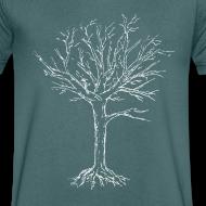Design ~ Dead Tree Invert V Men