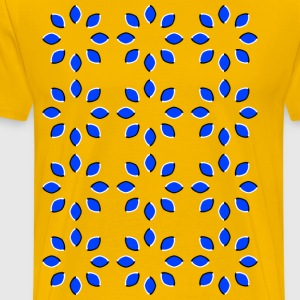 Optical illusion T-Shirts - Men's Premium T-Shirt