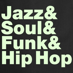 Jazz & Soul & Funk & Hip Hop  Aprons - Cooking Apron