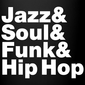 Jazz & Soul & Funk & Hip Hop Mugs & Drinkware - Full Colour Mug