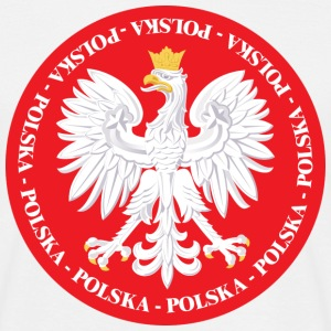 Polska 4 T-Shirts - Men's T-Shirt