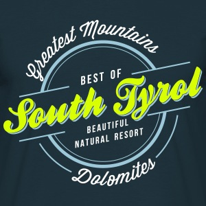 SOUTH TYROL T-Shirts - Männer T-Shirt