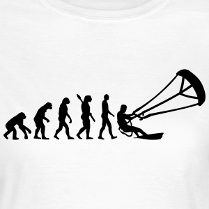 Evolution Kitesurfen T-Shirts - Frauen T-Shirt
