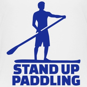 Stand up paddling T-Shirts - Kinder Premium T-Shirt