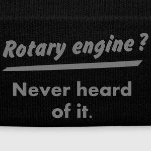 Rotary Engine ? What's this ? Caps & Hats - Winter Hat