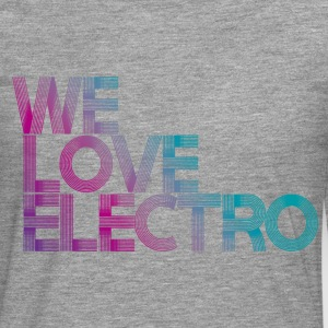 weloveelectro SHIRT MAN - Men's Premium Longsleeve Shirt