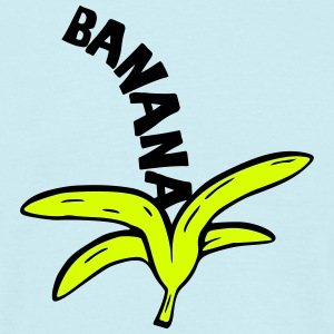 Banana T-shirts - Mannen T-shirt