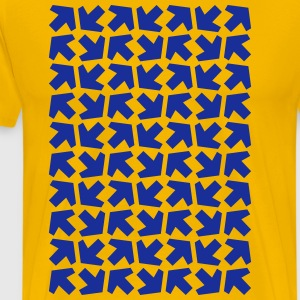 Arrows in Chaos T-Shirts - Men's Premium T-Shirt