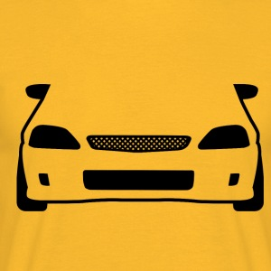 Car eyes - ek BLACK T-Shirts - Men's T-Shirt