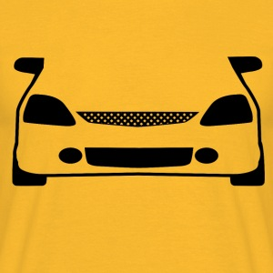 Car eyes - ep BLACK T-Shirts - Men's T-Shirt