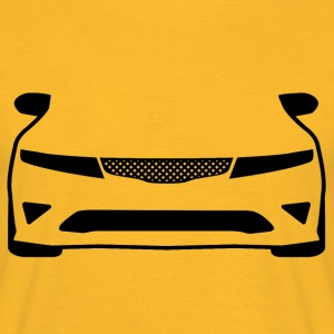 Car eyes - fn BLACK T-Shirts - Men's T-Shirt
