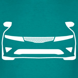 Car eyes - fn T-Shirts - Men's T-Shirt