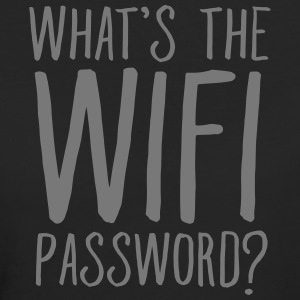 What's The WIFI Password T-shirts - Ekologisk T-shirt dam