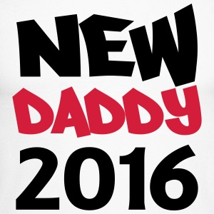 New Daddy 2016 Manches longues - T-shirt baseball manches longues Homme
