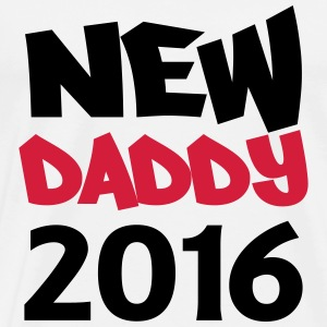 New Daddy 2016 T-Shirts - Men's Premium T-Shirt