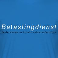 Ontwerp ~ Funshirt Betastingdienst