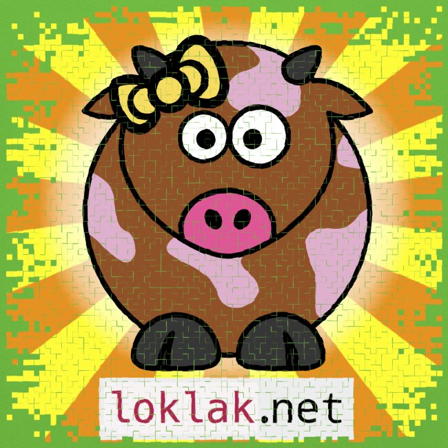 Loklak.net Kids Hoodie