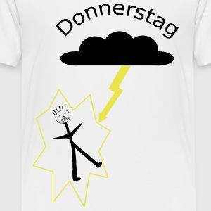 Donnerstag T-Shirts - Teenager Premium T-Shirt