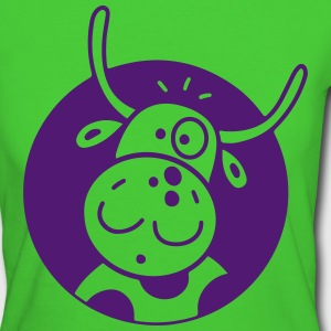 Happy Cow T-Shirts - Women's Organic T-shirt