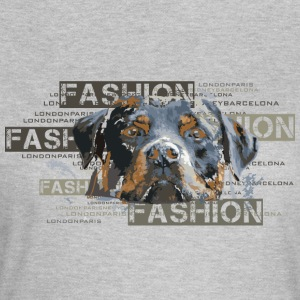 fashion-rottweiler-dog-an Tee shirts - T-shirt Femme