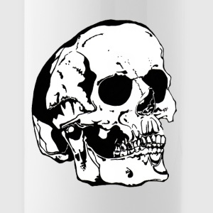 Skull - Water bottle - Water Bottle