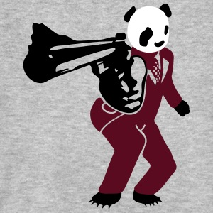 shooting panda 2 T-Shirts - Men's Organic T-shirt