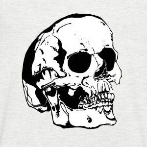 Skull - Men's V-neck - Men's V-Neck T-Shirt