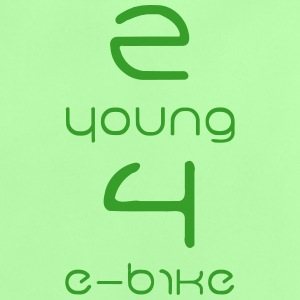 2 young 4 e-bike T-Shirts - Baby T-Shirt