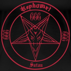 siegel-church-of-satan-ba T-Shirts - Women's Premium T-Shirt