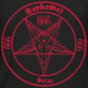 siegel-church-of-satan-ba Long sleeve shirts - Men's Premium Longsleeve Shirt