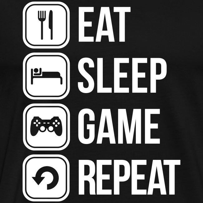 gamer shirt