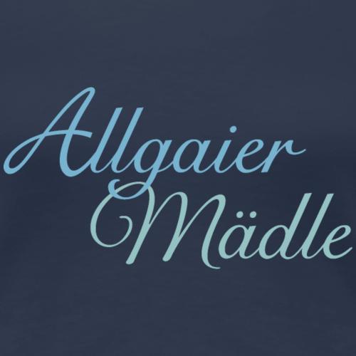 Allgaier Mädle Allgäu Design (Hell)