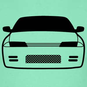 JDM - Car eyes R32 T-Shirts - Men's T-Shirt