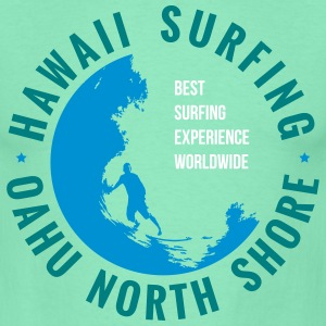 HAWAII SURFING T-Shirts - Männer T-Shirt