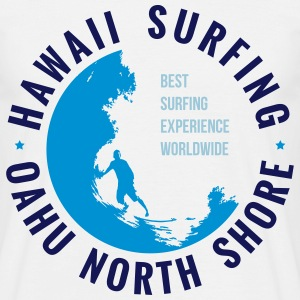 HAWAII SURFING T-Shirts - Men's T-Shirt