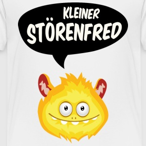 Kleiner Störenfred T-Shirts - Teenager Premium T-Shirt